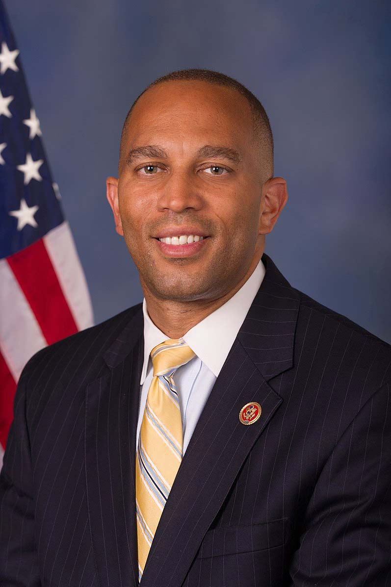 United States Congressman Hakeem Jeffries