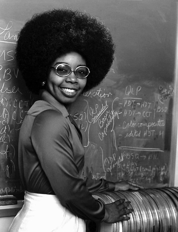 Valerie Thomas, 1979