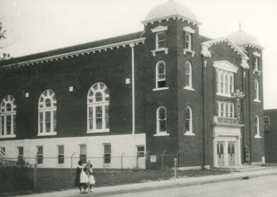 Vernon AME Church, Tulsa