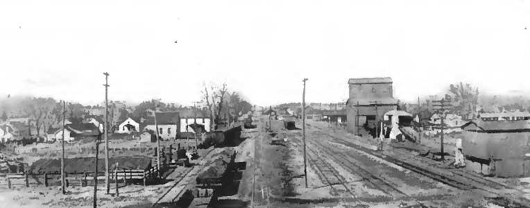 Virden, Illinois, ca. 1900