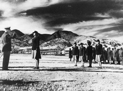 WAACS at Fort Huachuca