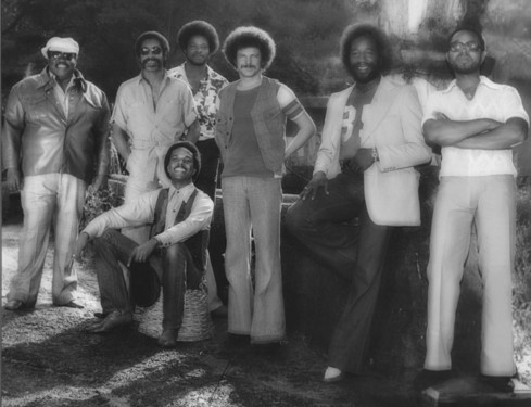 War original lineup, 1976
