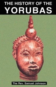 The History of the Yorubas Book Cover