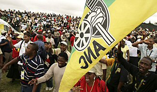 African National Congress Rally, 2007