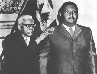 Papa Doc and Baby Doc Duvalier
