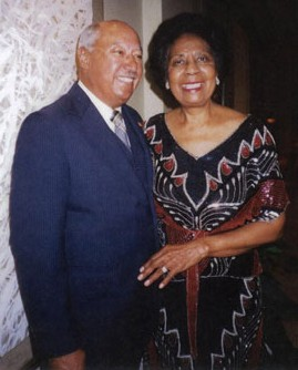 James Byrd & Harriett Elizabeth Byrd