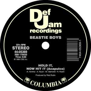 Def Jam Records 1984 The Black Past Remembered And