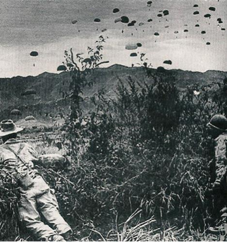 Battle of Dien Bien Phu, 1954