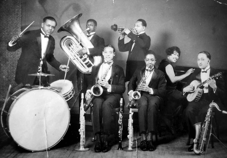 Edythe Turnham Orchestra, 1920s