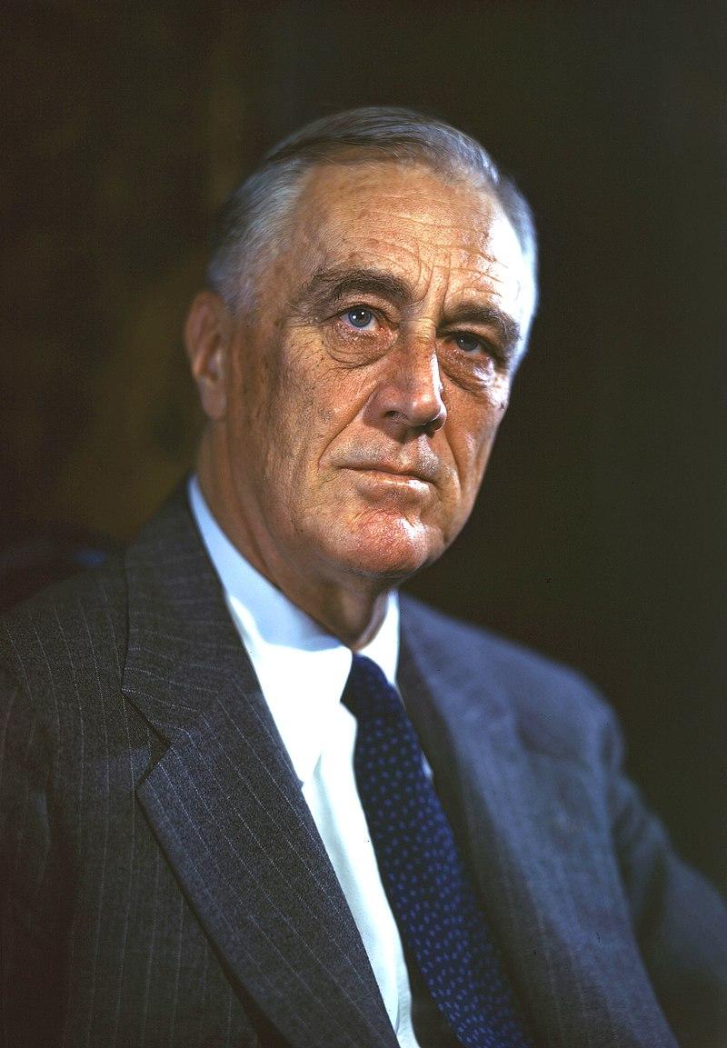 Franklin D. Roosevelt, 1944
