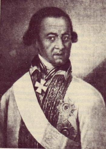 Hannibal, Abram Petrovich  Gannibal, A. P. (1696?–1781 ...