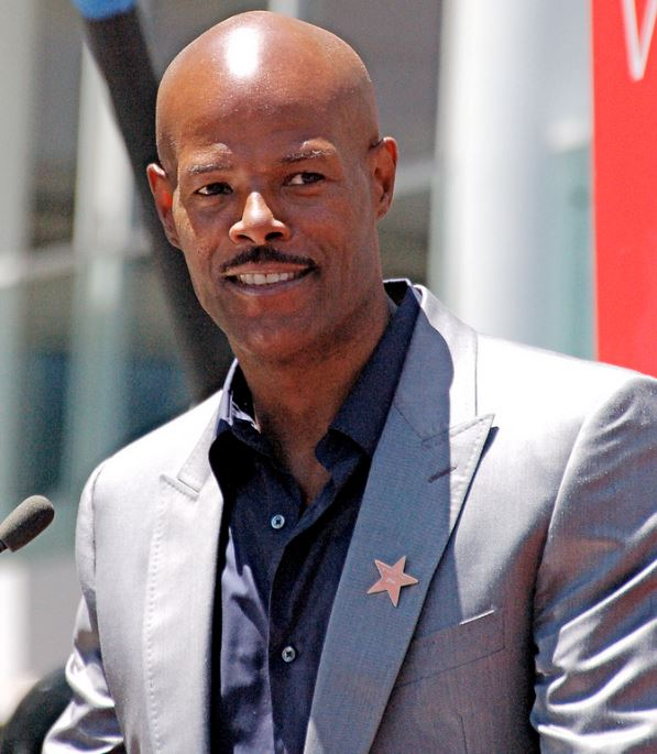 Keenen Ivory Wayans, Jennifer Lopez' Hollywood Walk of Fame ceremony, 2013