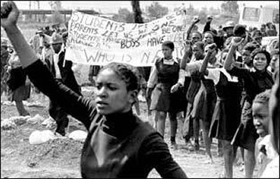essays on the soweto uprising Wuthering heights narrative essay jackson beyonce writes essay on gender equality - feminist: a person who believes in the social, politica what is education essay.