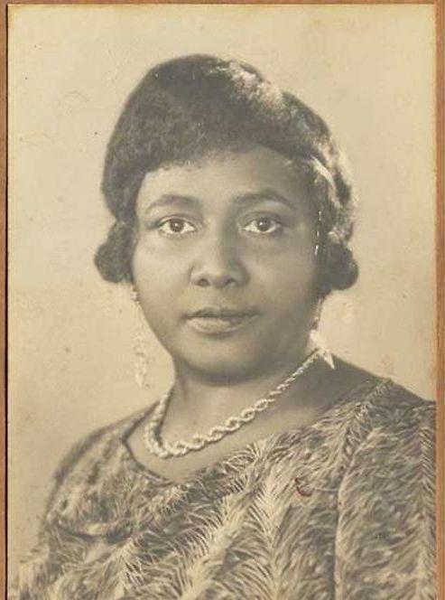 Paulette Nardal (1896-1985)