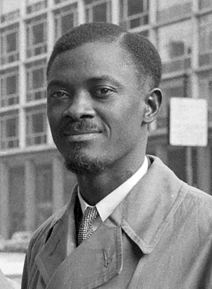 Prime Minister Patrice Lumumba of Democratic Republic of the Congo, 1960