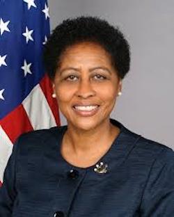 Ambassador Eunice Reddick