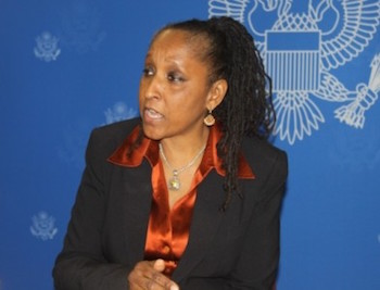 Ambassador Malika James
