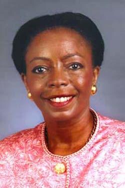 Ambassador Shirley E. Barnes