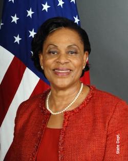 Ambassador Sue Katherine Brown