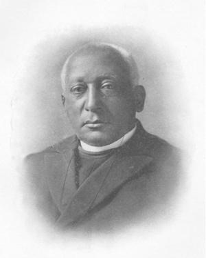 Bishop B.W. Arnett