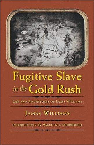 Cover: Fugitive Slave in Gold Rush California