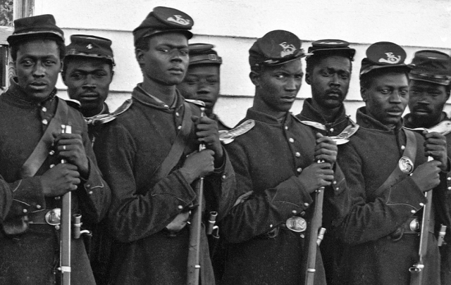 The United States Colored Troops (1863-1865)
