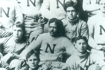 George Albert Flippin and the University of Nebraska Football Team, 1895