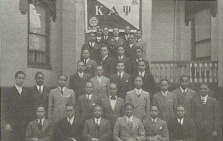 Kappa Alpha Psi, Howard University