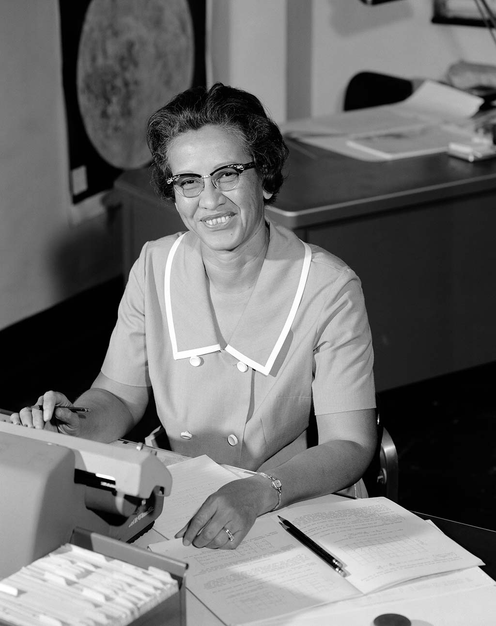 Katherine Goble Johnson