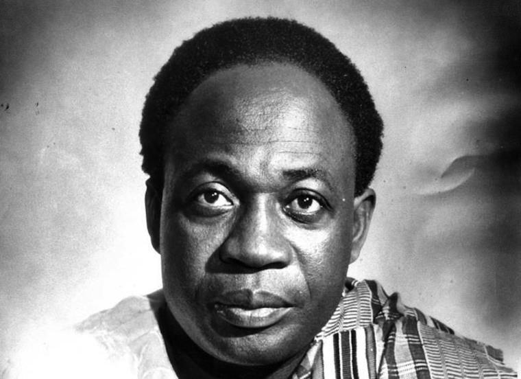 Kwame Nkrumah (1909-1972) •