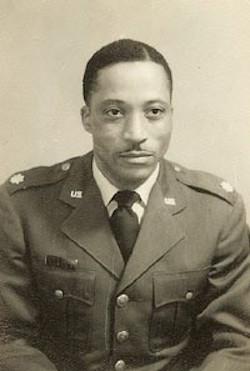 Lt. Col. Eldridge Williams