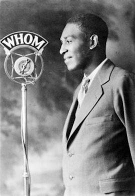 Sherman L. Maxwell, First Black Sportscaster