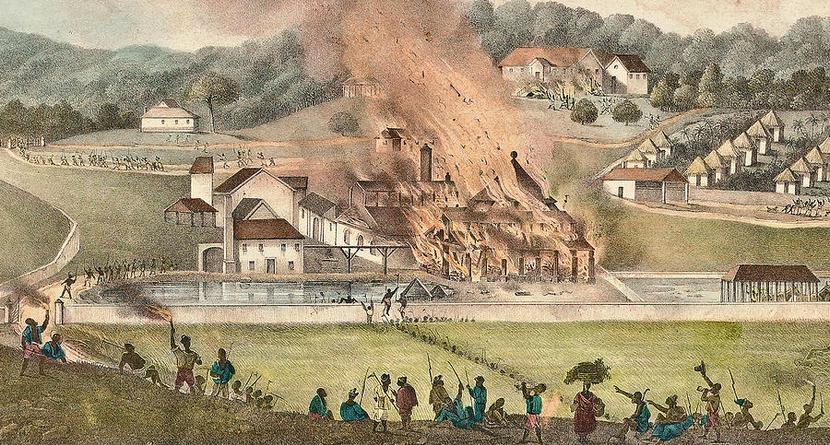 The Baptist War (1831-1832) • BlackPast