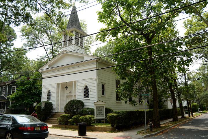 Witherspoon Presbyterian Church Princeton, NJ