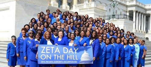 Zeta Day on the Hill, September 13, 2016