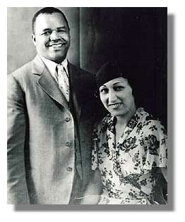 Abe and Effa Manley