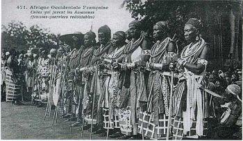 Amazons of Dahomey