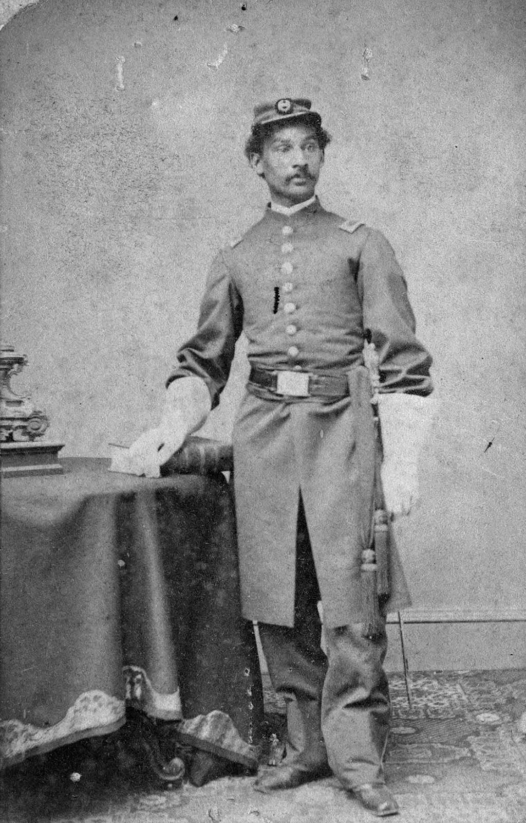 Anderson Ruffin Abbott, proud son of Toronto, who served as a doctor in the U.S. Civil War.