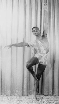 Arthur Mitchell, 1955