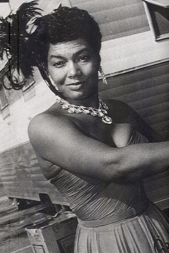 Pearl Mae Bailey (1918–1990) •...