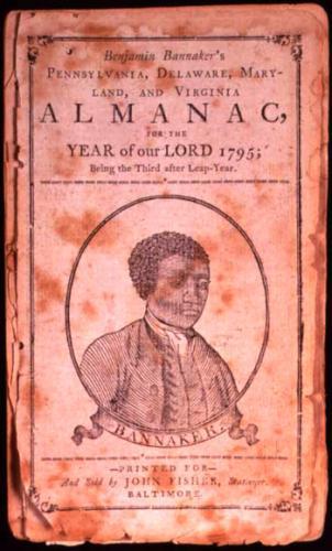 Cover, Benjamin Banneker's 1792 Almanac