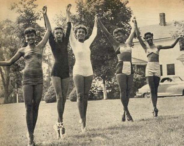 Camp Atwater Ballet Group, 1951