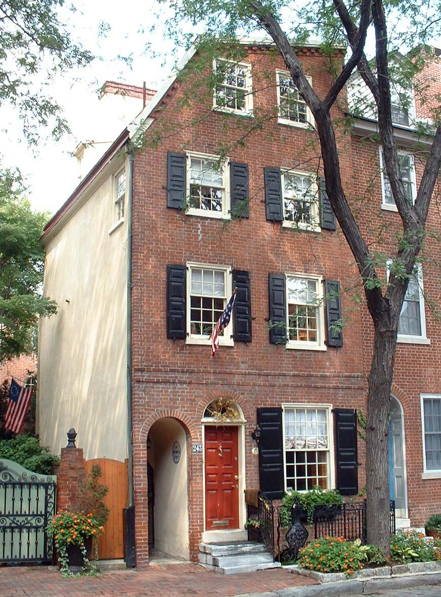 Cassey House, Philadelphia