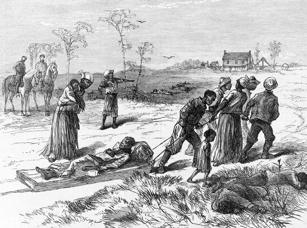 The Colfax Massacre (1873) •