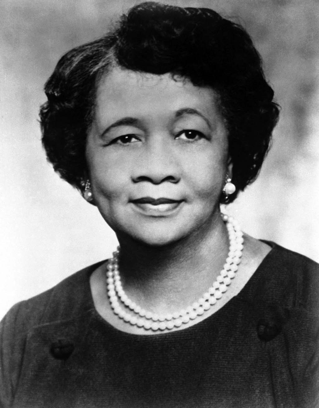 Dorothy Irene Height (1912-2010)
