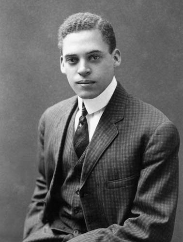 Ernest Everett Just (1883-1941) •
