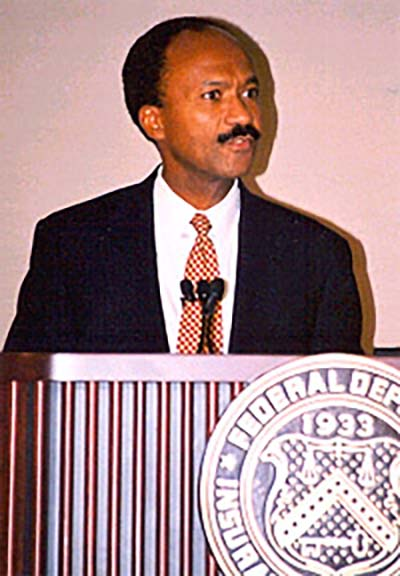Franklin Raines, Then Chairman and Chief Executive Officer of Fannie Mae, FDIC Symposium, July 31, 2002