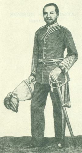 James Africanus Beale Horton