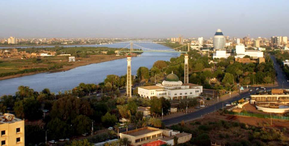 Khartoum Sudan History