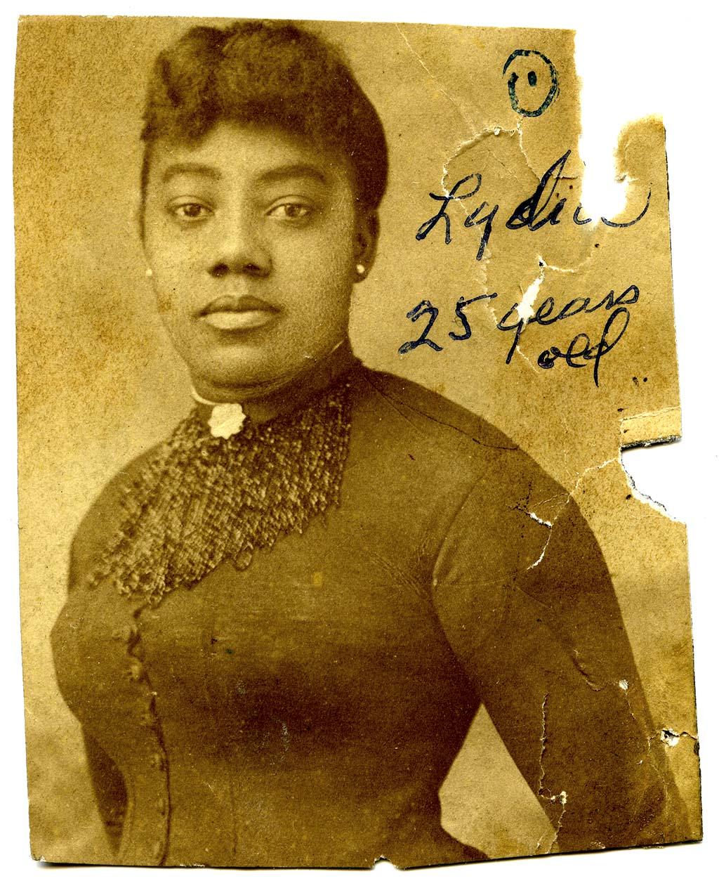 Lydia Jackson